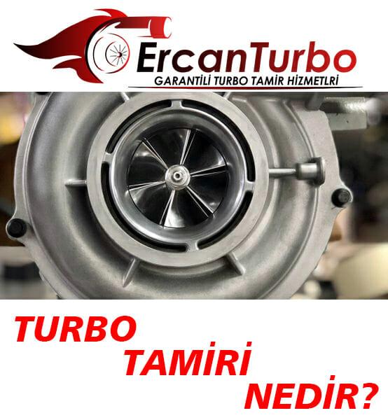 Turbo Tamiri Nedir?